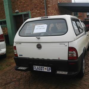 2011 Fiat Strada 1.4 Working