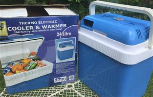 Thermo Electric Cooler and Warmer