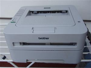Brother HL - 2130 Laser Printer - with power and USB cables