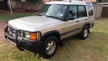1999 Land Rover Discovery DISCOVERY 2.0D S