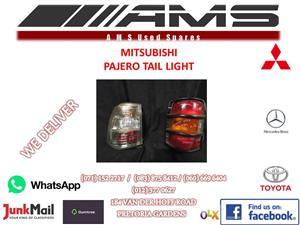 MITSUBISHI PAJERO TAIL LIGHTS FOR SALE