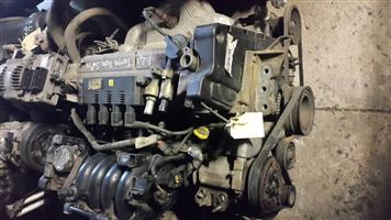 Tata Vista Safire 1.4i 350A engine for sale.