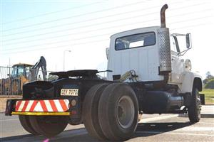 Ford Single axle