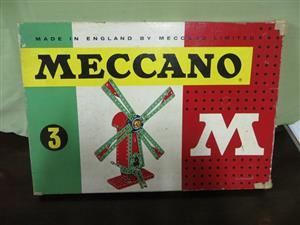 Meccano set for sale