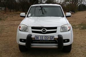 2011 Mazda Drifter B2500TD 4x4 double cab SLE