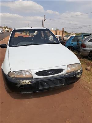 Ford fiesta for stripping,1.3 endura engine R5000 gearbox R2500 etc