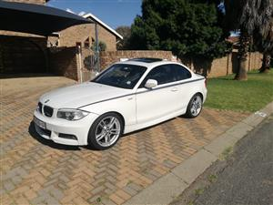 2012 BMW 1 Series 120d coupe auto