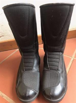 Ladies' BMW Bike Boots