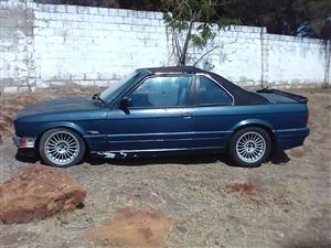 1990 BMW 3 Series 325i coupé