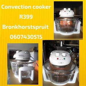 Convection cooker te koop