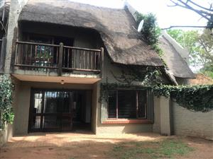 Amazing 3-Bedroom Thatched House for Sale in Wapadrand!