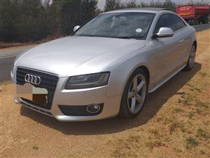 2008 Audi A5 coupe A5 2.0 TDI STRONIC