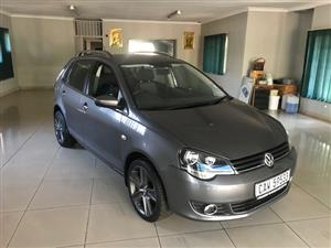 2017 VW Polo Vivo 5 door 1.6 Maxx