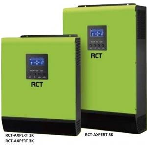 RCT-AXPERT 5000VA/5000W Pure sine wave inverter with built-in MPPT