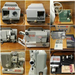 Antique projectors for sale
