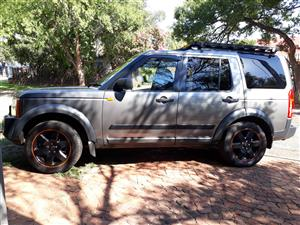 2007 Land Rover Discovery 3 V8 HSE