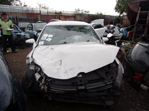 Golf 6 1.6 TDI 2010 Stripping for Spares