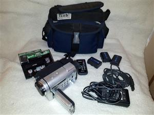 ViDEO CAMERA SET FOR SALE