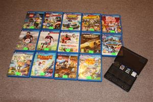 PS Vita games and accessories sold separately