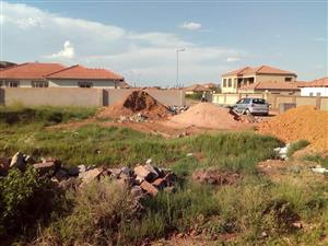 Stand for sale. Pretoria North
