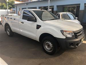 2013 Ford Ranger single cab RANGER 2.2TDCi XL P/U S/C