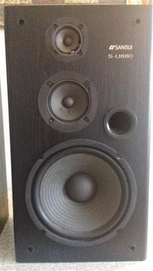 Sansui speakers for sale
