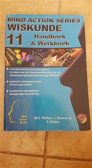 GR11 Wiskunde hand en werkboek