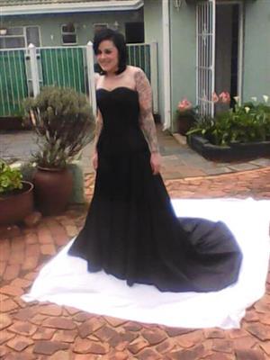 wedding/matric dance dress