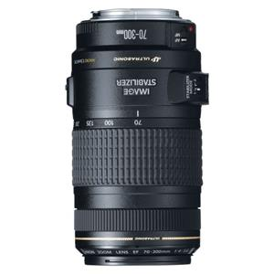 Canon Zoom lens, 70-300mm 1:4-5.6 IS (Ultrasonic)