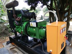 Generator 30KVA 3phase.
