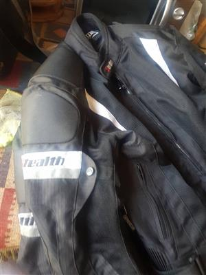 Stealth biker jacket for sale