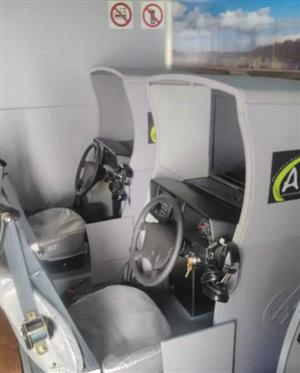 Vehicle drivers simulator