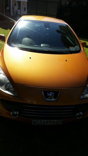 2007 Peugeot 307 CC 2.0 180