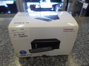 1TB Toshiba Hard Drive