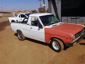 1982 Nissan 1400 Champ