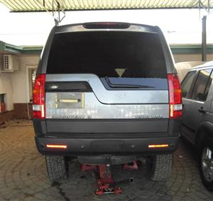 Land Rover Discovery 3 Tailgate for sale | AUTO EZI