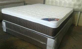 New queen beds for sale