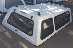 PRE OWNED BOBAAS TOYOTA VVT/D4D LWB LOW LINER CANOPY FOR SALE!!!!!!!