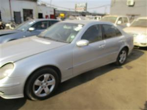 MERCEDES E350 AVANTGRADE 2006 SALVAGED CAR STRIPPING FOR SPARES