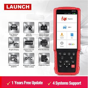 Launch Creader CRP423 Professional Diagnostic Machine