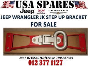 Jeep Wrangler JK step up bracket for sale