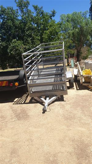 Sheep trailer for sale