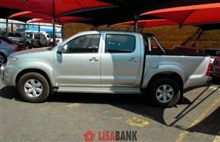 2011 Toyota Hilux double cab HILUX 4.0 V6 RAIDER 4X4 P/U D/C A/T