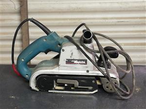 Makita belt sander for sale