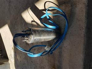 Franklin borehole pump motor