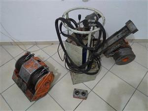 Electrical power pack motor