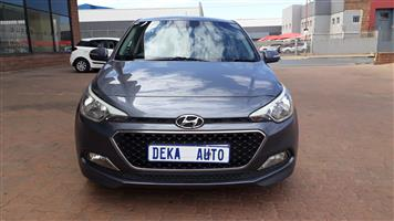 2015 Hyundai i20 1.4 Fluid auto