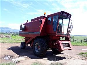 international 1420 combine harvester for sale