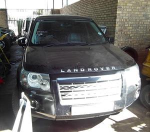 Land Rover Freelander 4 TD4 - Stripping for Spares | AUTO EZI