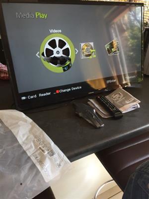 Samsung 32inch Led Full Hd Series 4 Flatscreen tv